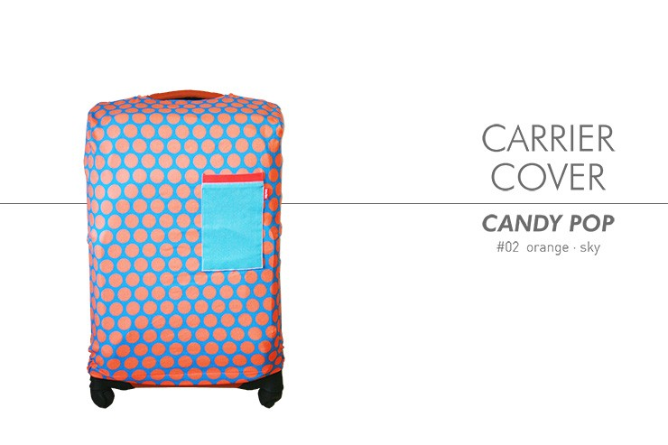 [CARRIER COVER] CANDY POP