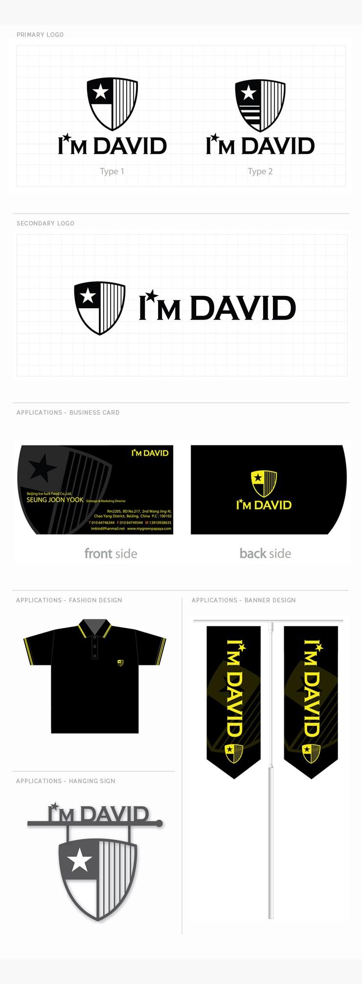 I<sup>★</sup>M DAVID